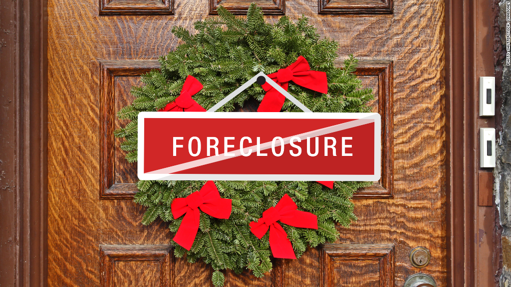 Troubled property owners receive a holiday break